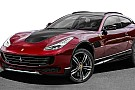 Automotive Render Ferrari GTC4Lusso Off Road: ¿sacrilegio o moda?