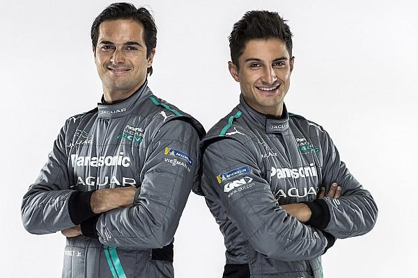 Jaguar Formula E dördüncü sezon için Piquet ve Evans'ı açıkladı