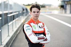 BTCC Breaking news Teenaged Australian Supercars racer Rullo to test Vauxhall BTCC car