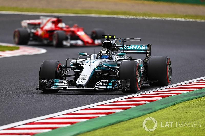 """Hamilton szerint a Mercedes visszatért: csak egy """"áramszünet"""" volt?"""