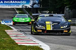 Lamborghini Super Trofeo Ultime notizie I test di Monza aprono la stagione del Lamborghini Super Trofeo Europa