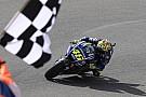 """Rossi: """"Salir el séptimo no es malo viendo cómo estaba el viernes"""""""