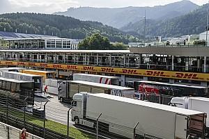 Формула 1 Важливі новини Команди Ф1 вже відправили вантажівки на тести у Барселону