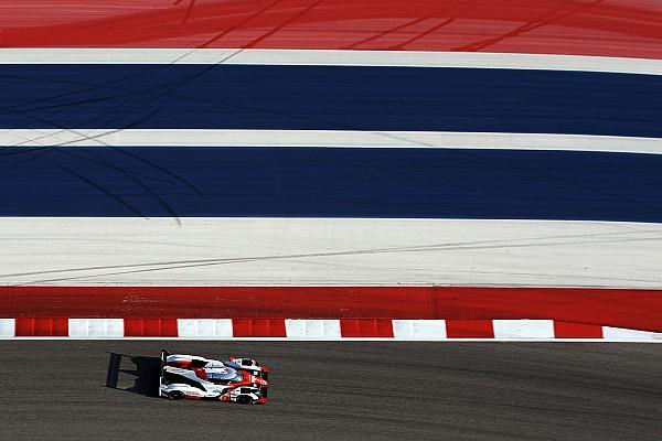 Toyota repunta en la última práctica en Austin