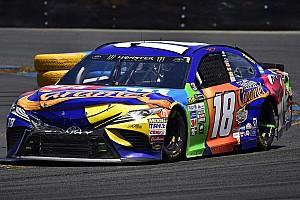 NASCAR Cup News Nach NASCAR-Rennen in Sonoma: Erneut harte Strafe gegen Kyle Busch