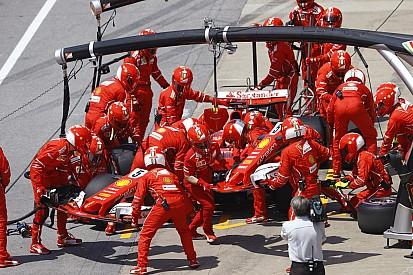 Formula 1 Ferrari giù dal podio, ma il vero potenziale non si è visto
