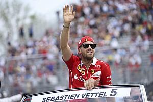 F1 Noticias de última hora Vettel defiende su postura de no estar en las redes sociales
