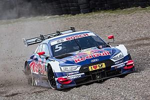 DTM Résultats Championnat - Ekström s'en tire bien
