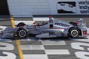 IndyCar Réactions Ne rien lâcher, la clé de la victoire de Power