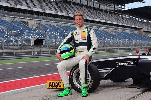 El hijo de Ralf Schumacher llegará a la Fórmula 4 en 2018