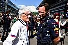 Horner: F1'in yenilikçi motorlara ihtiyacı var