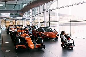 Videogames Nieuws Nederlander Van Buren in finale McLaren World's Fastest Gamer