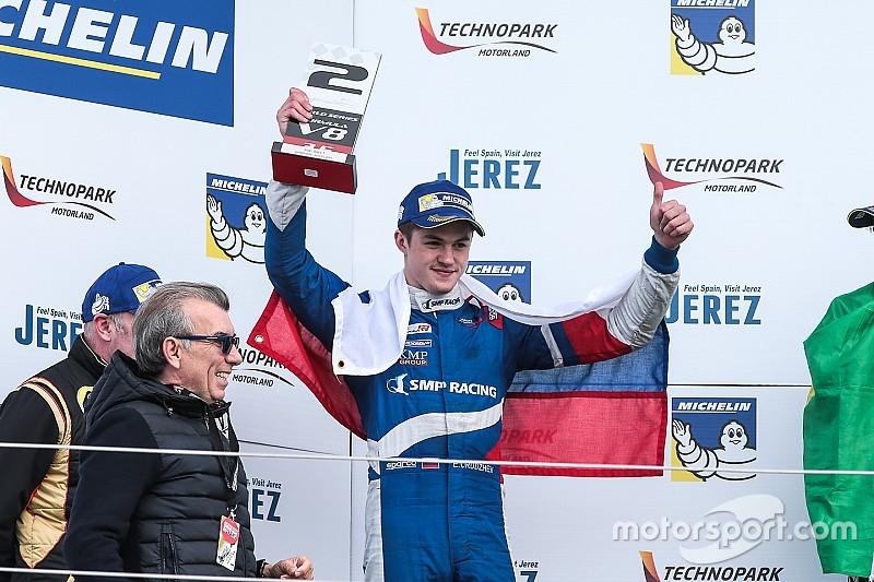Initialement disqualifié, Orudzhev récupère son podium