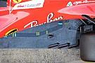 Ferrari: під днищем SF70H сховано охолоджуючий повітропровід?