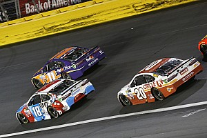 NASCAR Cup Commentary After a strong showing at Charlotte, has Toyota turned things around?
