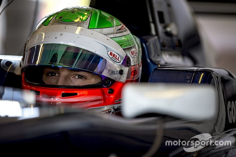Florescu teams up with Motopark for rest of F3 season