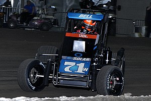 Midget Breaking news Chili Bowl Nationals: Christopher Bell wins Thursday night qualifier