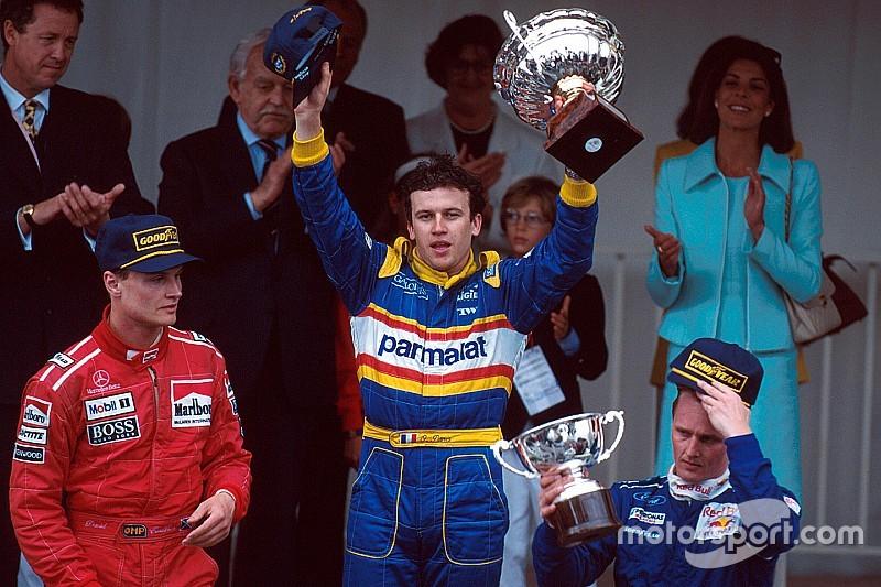 Panis' Monaco-Wunder 1996: Wieso dafür sogar eine Boutique sonntags aufsperrte