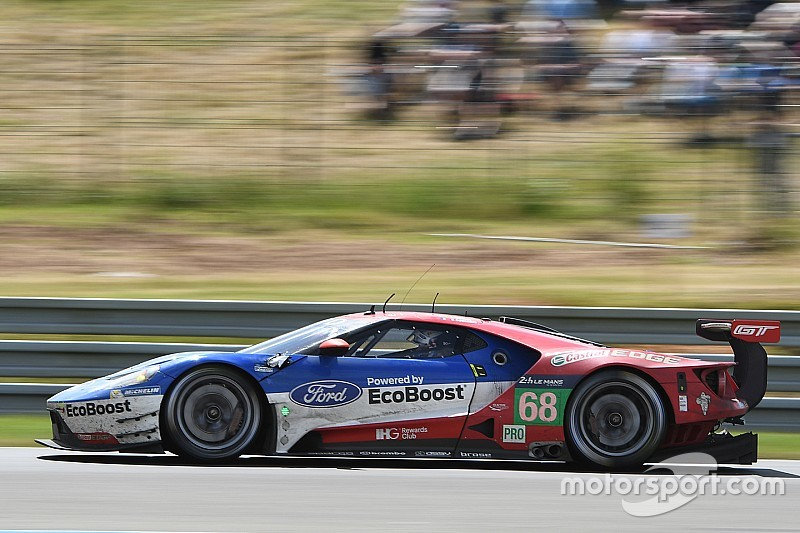 Ford Commits To Wec Imsa Until 2019