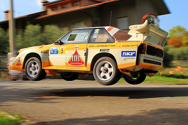 Звёзды мирового ралли примут участие в Rallylegend
