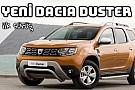 OTOMOBİL Yeni 2018 Dacia Duster İlk Sürüş | En Ucuz SUV