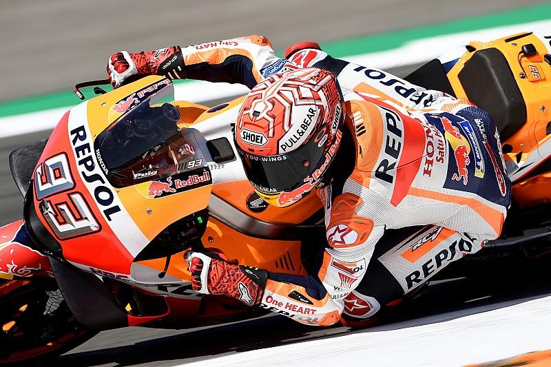 Marc Marquez continua a fare incetta di riconoscimenti: Motorland Aragon gli intitola una curva!