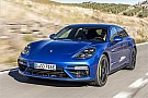 Automotive Porsche Panamera Turbo S E-Hybrid Sport Turismo im Test