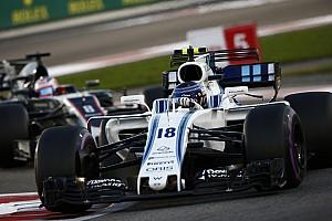 Formula 1 Breaking news Williams baffled by Stroll's struggles in Abu Dhabi