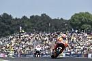 Marquez: Practice crash helped save my race