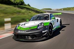 Langstrecke News Weltpremiere am Nürburgring: Der neue Porsche 911 GT3 R