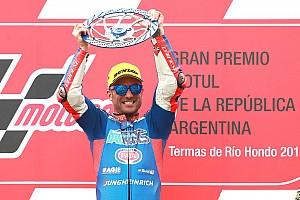 Moto2 Résumé de course La victoire argentine et la tête du championnat pour Pasini