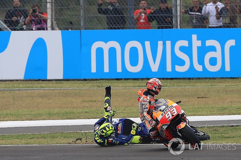 MotoGP vai impor penas mais duras após confrontos