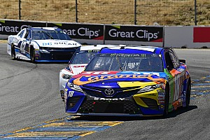 NASCAR Cup Special feature NASCAR Mailbag: Why the Camry isn't going anywhere