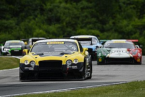 PWC Race report Road America PWC: Parente's K-PAX Bentley storms to victory