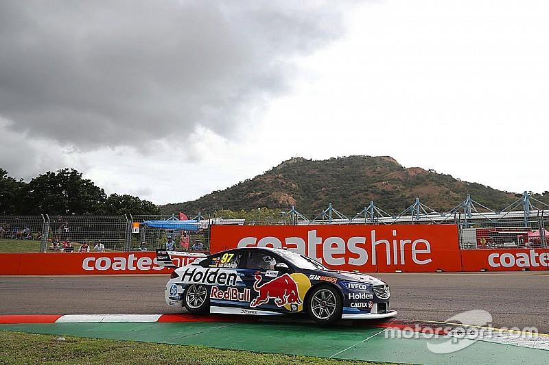 Townsville Supercars: Van Gisbergen fastest in opening practice