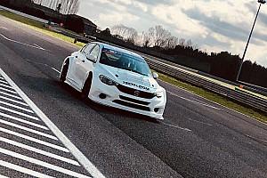 TCR Ultime notizie Ecco la prima foto della Fiat Tipo TCR in azione ad Adria