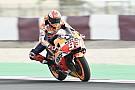 MotoGP Losail, Warm-Up: Marquez davanti alle Ducati di Dovi e Petrucci