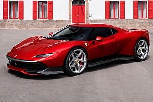 Auto Actualités La Ferrari SP38, modèle unique inspiré de la mythique F40!