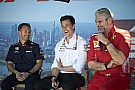 Horner: Mercedes'in yerinde olsam 2050'ye kadar aynı motor kalsın isterim!
