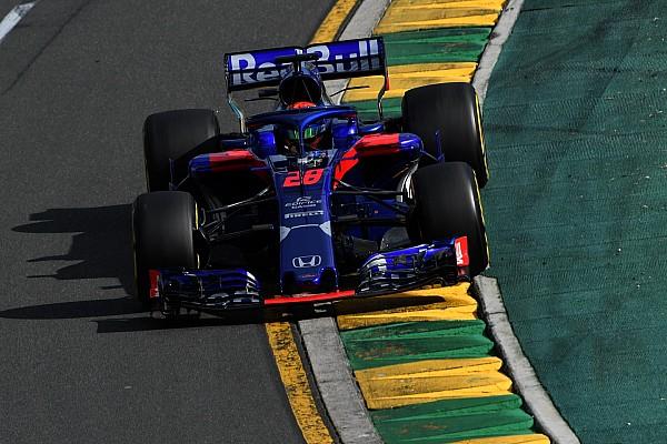 Vergne: Hartley's Toro Rosso call-up