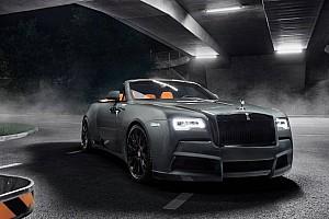 Automotive Noticias de última hora La preparación del Rolls-Royce Dawn que le da más 'músculo'