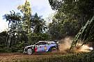 WRC Mikkelsen manda en la mañana del viernes en Australia