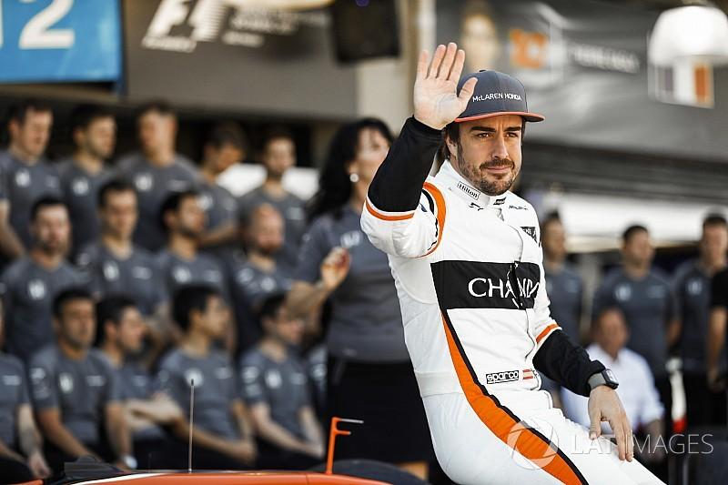 Boullier: Alonso hâlâ rekabetçi bir canavar olduğunu hatırlattı