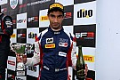 BF3 Reddy expected higher, but pleased with British F3 performance
