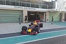 Red Bull проїхали 277 кіл на тестах в Абу-Дабі