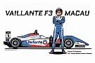 F3 Sacha Fenestraz correrà a Macao con la livrea del team Vaillante
