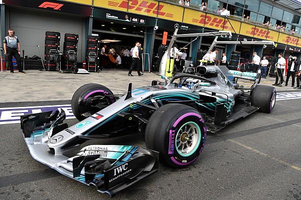 Fórmula 1 Noticias Bottas saldrá retrasado por los daños de su caja de cambios
