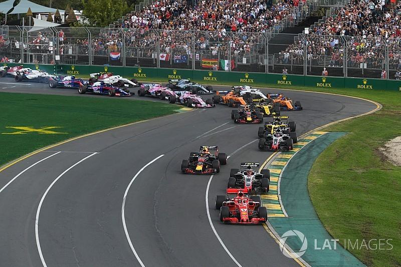 Il GP d'Australia anticipa la sua data nel 2019: il Mondiale di F1 inizierà a metà marzo