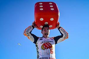 MotoGP Самое интересное Шестикратный. Как Маркес праздновал свой титул в Валенсии