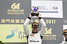 GT GT-Weltcup: Siebter Macao-Sieg für Edoardo Mortara
